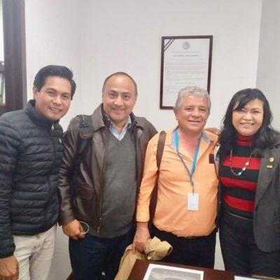 """Busca Solidaridad en la CDMX recursos federales de """"alto impacto social"""""""