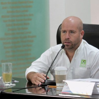 """""""El PVEM tiene cartas fuertes en candidatos que participaron en la pasada administración"""", asegura José de la Peña, dirigente estatal del partido"""
