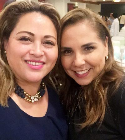 SUFRE ACCIDENTE REGIDORA DE BJ: Jacqueline Hernández Fuentes y familiares regresaban de Mérida cuando les estalló un neumático; hay heridos