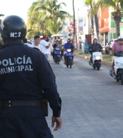 Apuesta Juan Carrillo por mayor seguridad en Isla Mujeres
