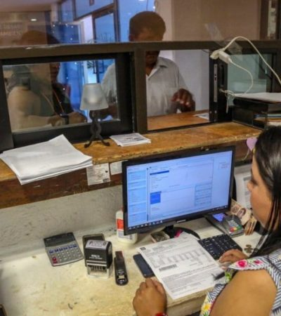 Contribuyentes aprovechan descuento del 25% del pago predial en Isla Mujeres