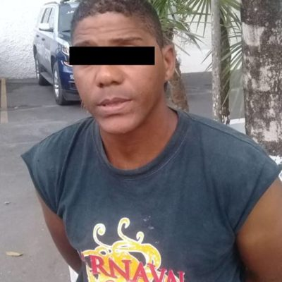 Consignan a presunto agresor de una mujer en Cancún
