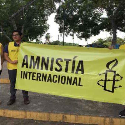 Exige Amnistía Internacional justicia para niño maya torturado por policías en Chemax, Yucatán, en 2016