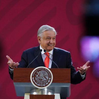 FEDERACIÓN SE HARÁ CARGO DEL SISTEMA DE SALUD EN QR: Mañana arrancará la federalización de los servicios en ocho estados del Sureste, según anunció López Obrador