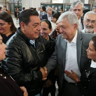 EL 'VALIENTE' DEL SEXENIO: Amenaza Félix Salgado con solicitar destitución de magistrados de la Corte