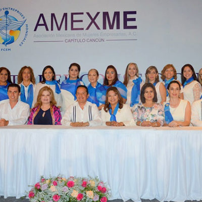 Mujeres empresarias de Cancún huyen por inseguridad y amenazas directas, asegura presidenta de Amexme