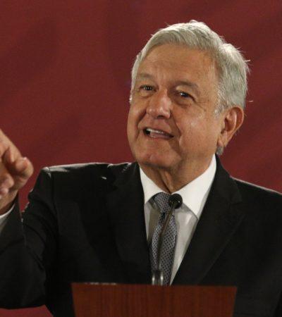 Descarta AMLO ir a Puebla tras decisión del TEPJF que reconoce gubernatura al PAN