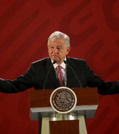 Adelanta AMLO que decisión de juicio a ex presidentes será de la ciudadanía mediante consulta pública