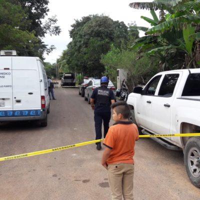 Muere mujer aplastada por una barda en José María Morelos; un niño, herido