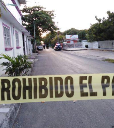 Ejecutan a una persona en la Región 92 de Cancún