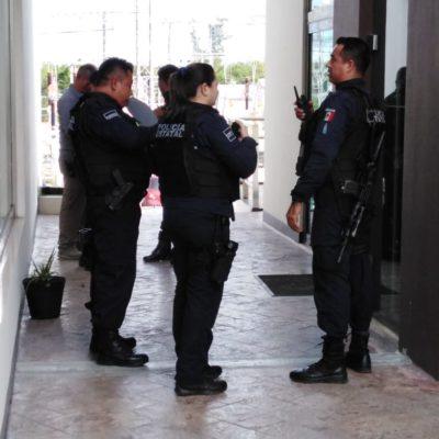 VIOLENTO ASALTO EN LA BONAMPAK: Sujetos armados amagan y golpean a empleados de empresa de fondos de inversión y se llevan 200 mil pesos en Cancún