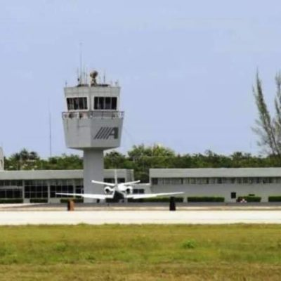 Se confirma que avioneta cargada con cocaína aterrizó al aeropuerto de Chetumal