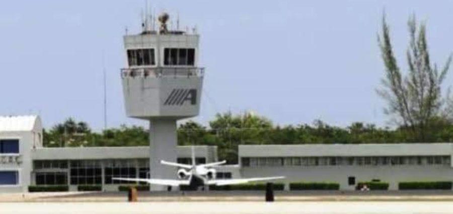 Resultado de imagen para aeropuerto de chetumal