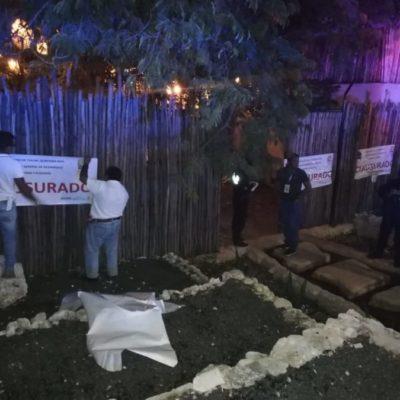 Clausuran por segunda ocasión un bar clandestino en Tulum