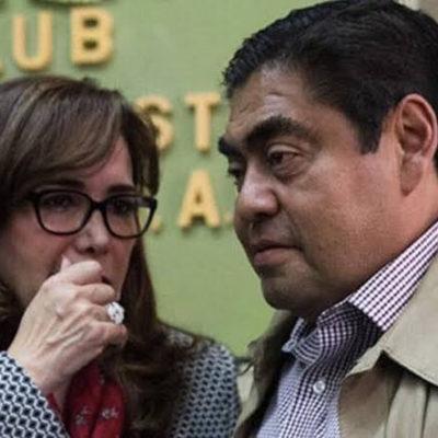 Confirma Polevnsky participación de Barbosa en elección extraordinaria en Puebla