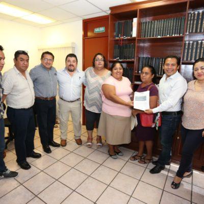 Se registran candidatos para la delegación de Puerto Aventuras
