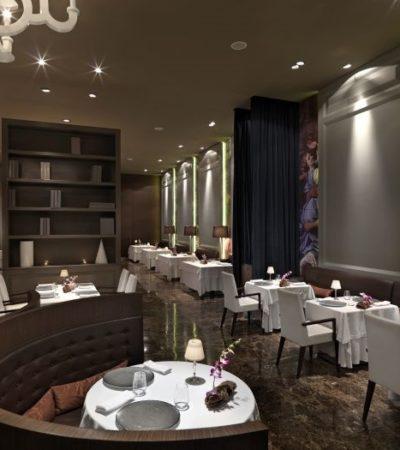 Llega el chef Scott Conant a la Riviera Maya; su cocina es una de las mejores y más reconocidas del mundo