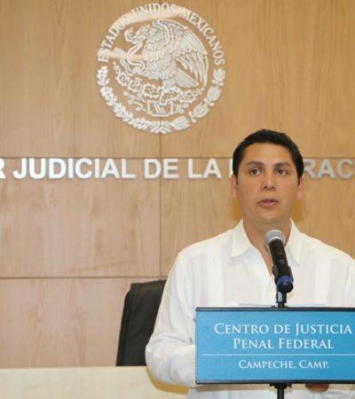 Coloca magistrado a 14 familiares y compadres en nómina del Poder Judicial en Campeche