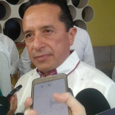 Defiende Carlos Joaquín la terna presentada al Congreso para ocupar el cargo de Fiscal General del Estado