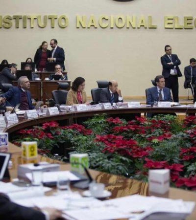 QUE CUNDA EL EJEMPLO: Emplaza AMLO a Consejeros del INE a reintegrar hasta un tercio de su sueldo