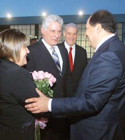 Arriban a la CDMX delegaciones de países invitados a la toma de protesta de Andrés Manuel López Obrador