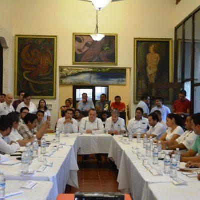 Reinstalan el comité del Programa de Ordenamiento Ecológico Local en Felipe Carrillo Puerto
