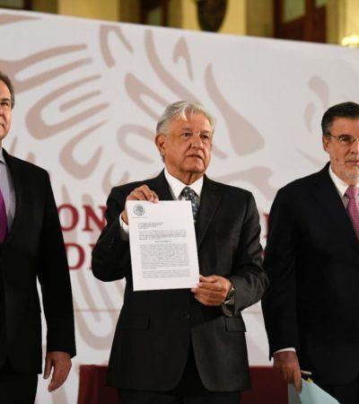 DERRUMBA AMLO 'LEGADO' DE PEÑA: Firma iniciativa para derogar la reforma educativa