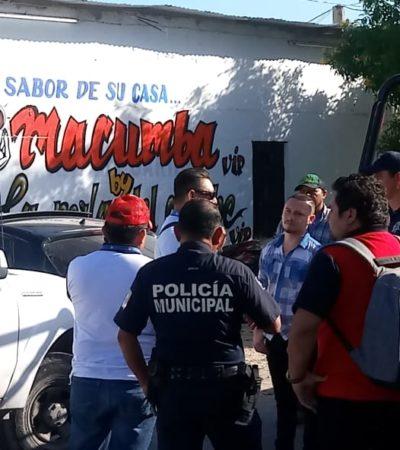 Detienen a 38 personas en bar de Chetumal