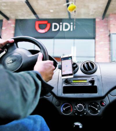Competirá DiDi contra Uber en las calles de Mérida