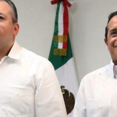 """""""YO TENGO ABSOLUTA Y TOTAL CONFIANZA"""": Da Carlos Joaquín espaldarazo a Alberto Capella"""