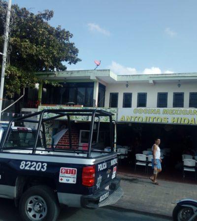 Explotadores retienen documentación de trabajadores en Playa del Carmen