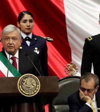 EN DIRECTO | CAMBIO DE PODERES EN MÉXICO | ANDRÉS MANUEL, PRESIDENTE: Transmisión de la sesión de toma de protesta de AMLO desde del Congreso de la Unión