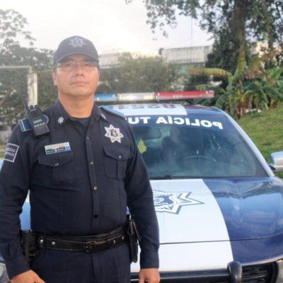 Designan al inspector Álvaro Sánchez Jiménez como responsable de la Vigilancia General en Solidaridad