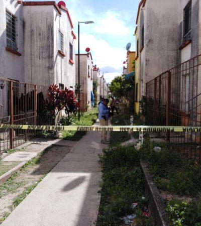 TERCER EJECUTADO DEL DOMINGO EN CANCÚN: Buscaban al hijo, sólo encontraron al padre… y lo mataron en Villas Otoch Paraíso
