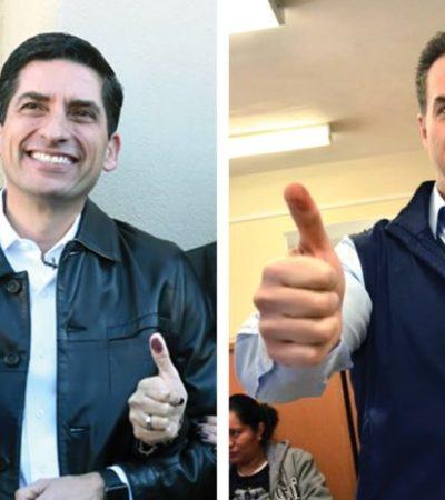 CERRADA VOTACIÓN: Proclaman PRI y PAN su triunfo en Monterrey; resultados definitivos hasta el miércoles