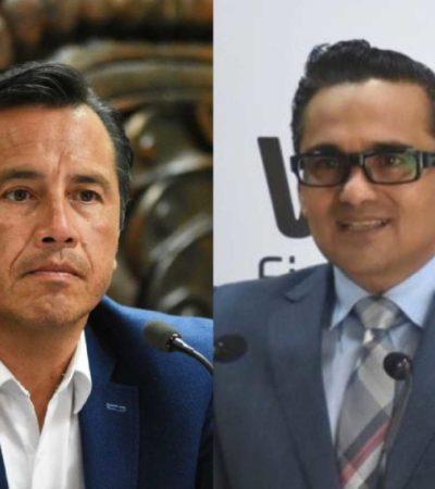 Intercambian acusaciones gobernador y fiscal de Veracruz por liberación de duartistas