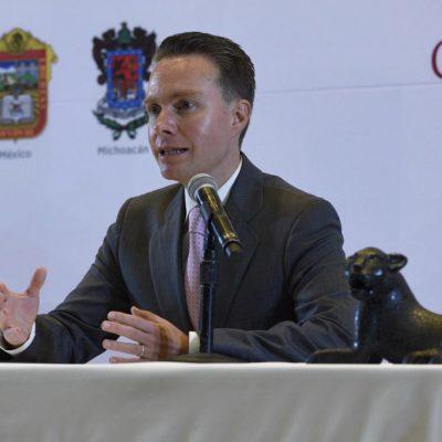 Tendrá Manuel Velasco escoltas pagadas por Chiapas durante 15 años
