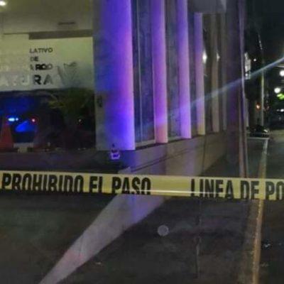 Denuncia el Congreso a quien resulte responsable por el abandono de un explosivo en oficinas de Cancún