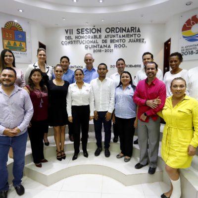 TENDRÁ MARA SIETE NUEVAS DIRECCIONES: Aumenta Alcaldesa la 'alta burocracia' en Cancún con un presupuesto mayor a los 12 mdp