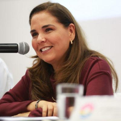 """""""NO PODEMOS TAPAR EL SOL CON UN DEDO"""": Asegura Mara Lezama que siguen buscando estrategias de seguridad porque continúan los robos, homicidios y delitos"""