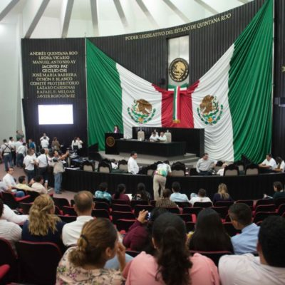 Avala Congreso modernización de políticas públicas en materia de movilidad