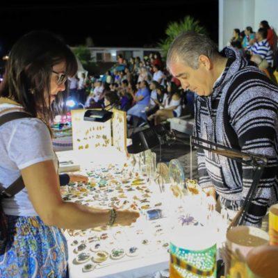 Artesanos de Puerto Morelos esperan un cierre de año positivo