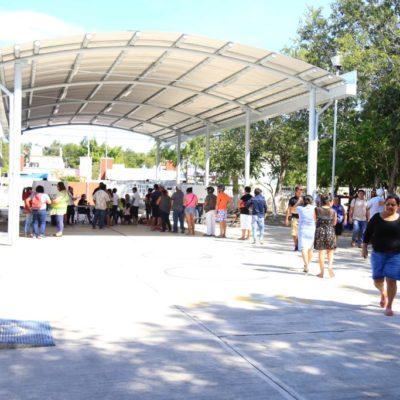 Terminan con observaciones elecciones para renovar autoridades en la delegación de Puerto Aventuras