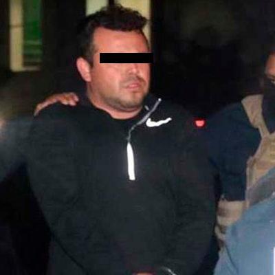 Encuentran sin vida a extorsionador 'El Gafe' en su celda del penal de Tamaulipas