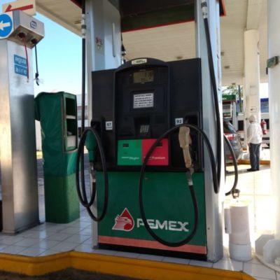 Antes de concluir su administración, Remberto Estrada aprobó gasolineras que no cumplen con normativa
