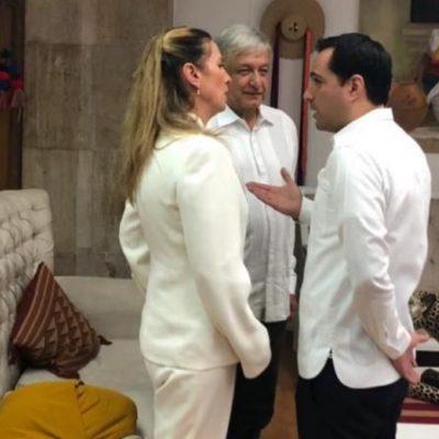 Prepara AMLO gira por Campeche y Yucatán para presentar planes petrolero y de salud
