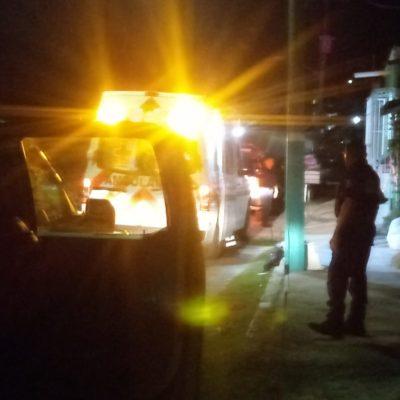Otra mujer es golpeada brutalmente por su pareja, otra vez en Chetumal