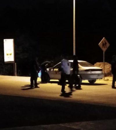 Asesinos del residencial Aqua viajaban en vehículo de Yucatán