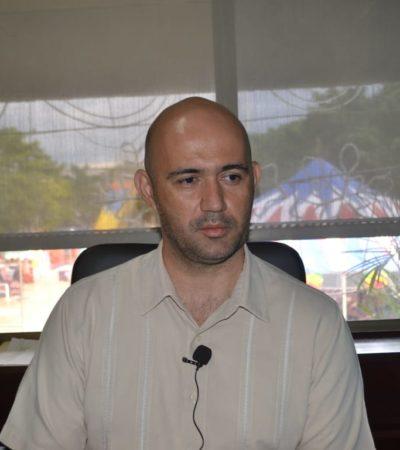 Ayuntamiento de Cozumel tratará de subsanar algunas deudas que tiene con proveedores, asegura Hilario Gutiérrez, tesorero municipal