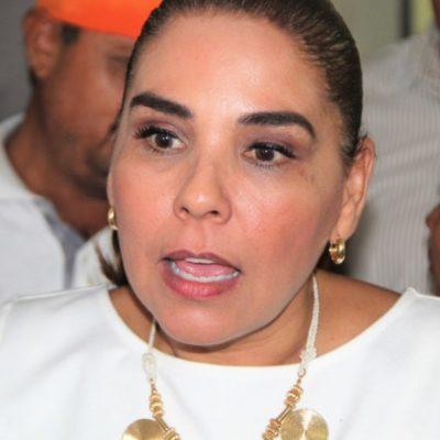 OTRO 'FAVORCITO' DE MARA A AGUAKÁN: Anuncia Alcaldesa que la comuna entrará al quite en trabajos que debe hacer la concesionaria en Cancún
